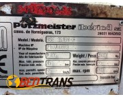 Bomba de hormigón PUTZMEISTER 36 M MERCEDES 3236 - 2006