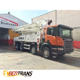 NEW SCANIA P380 concrete pump CIFA K41