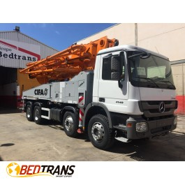 (NEW) concrete pump MERCEDES 4140 ACTROS CIFA K42-L