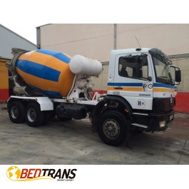 Camion Hormigonera MERCEDES AXOR 2628 BARYVAL 8m3