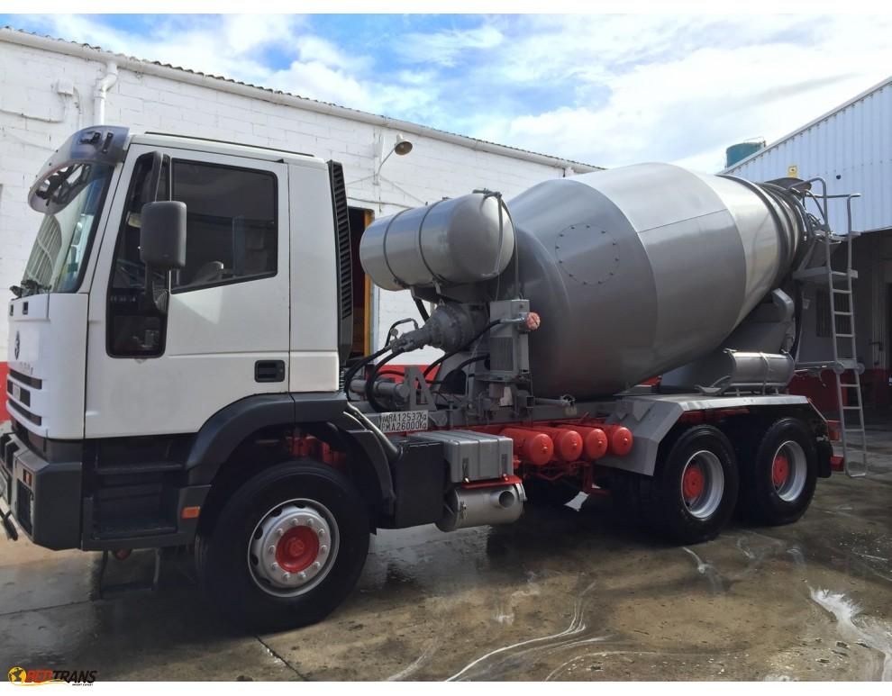 26340 iveco eurotrakker camion b tonni re baryval 8m3 spain trucks sales. Black Bedroom Furniture Sets. Home Design Ideas