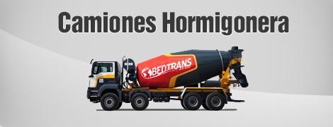 CAMIONES HORMIGONERA